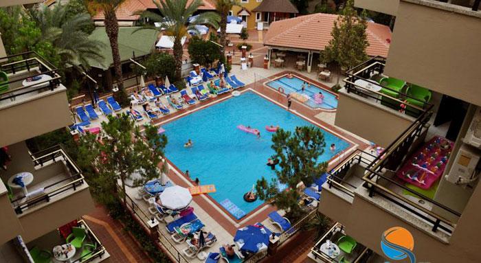 Orient Suite Hotel - басейн