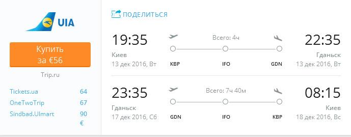 Київ--Гданськ