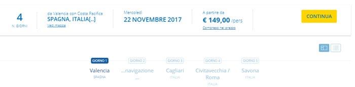 Середземноморський круїз за 149 євро