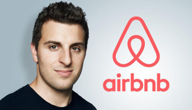 Браян Ческі - засновник AirBnb
