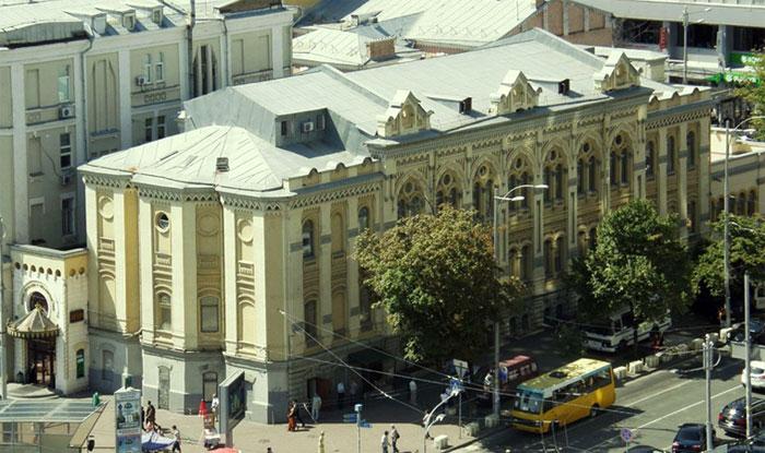 Сингагога у Києві