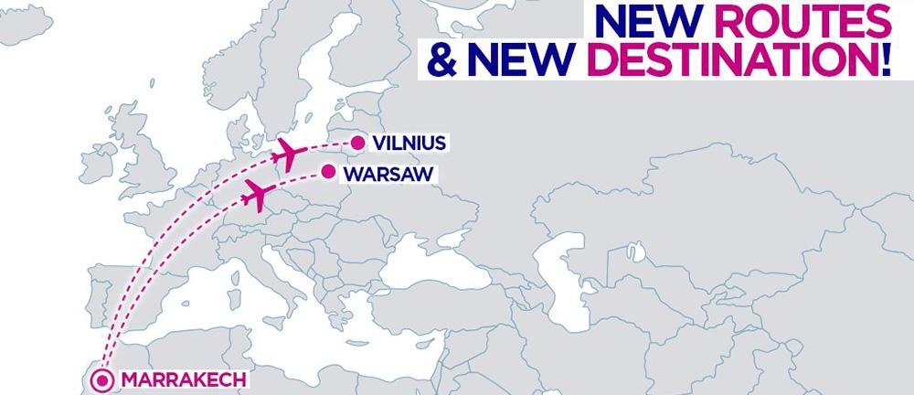 Wizz Air Марракеш новий напрямок