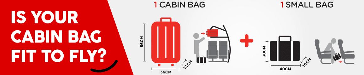 Багажні правила AirAsia