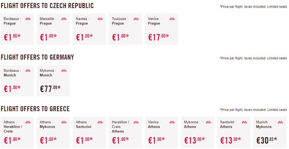 Дешеві авіаквитки в Чехію, Німеччину та Хорватію
