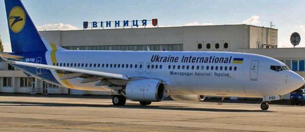Boeing МАУ у Вінниці