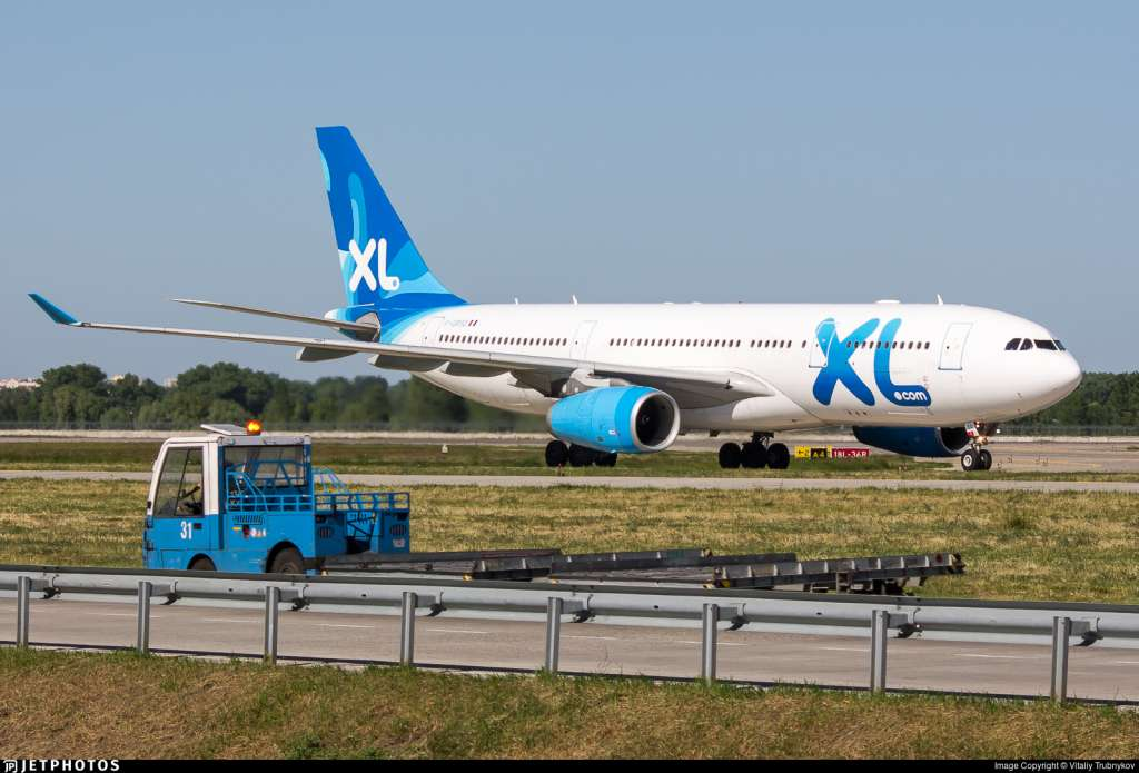 XL Airways Boryspil