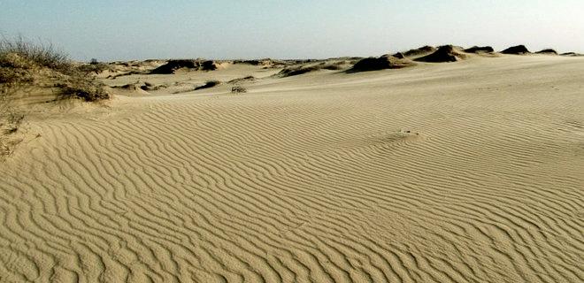 Олешківські піски. Фото ua-news.liga.net