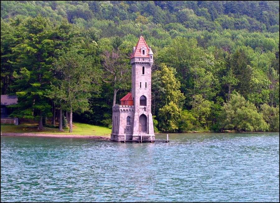 Kingfisher Tower - Otsego Lake