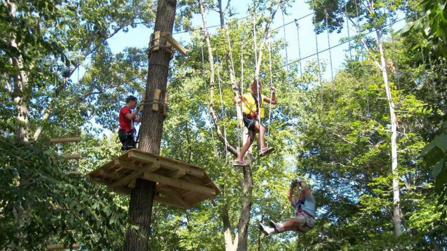 The Adventure Park - Wheatley Heights