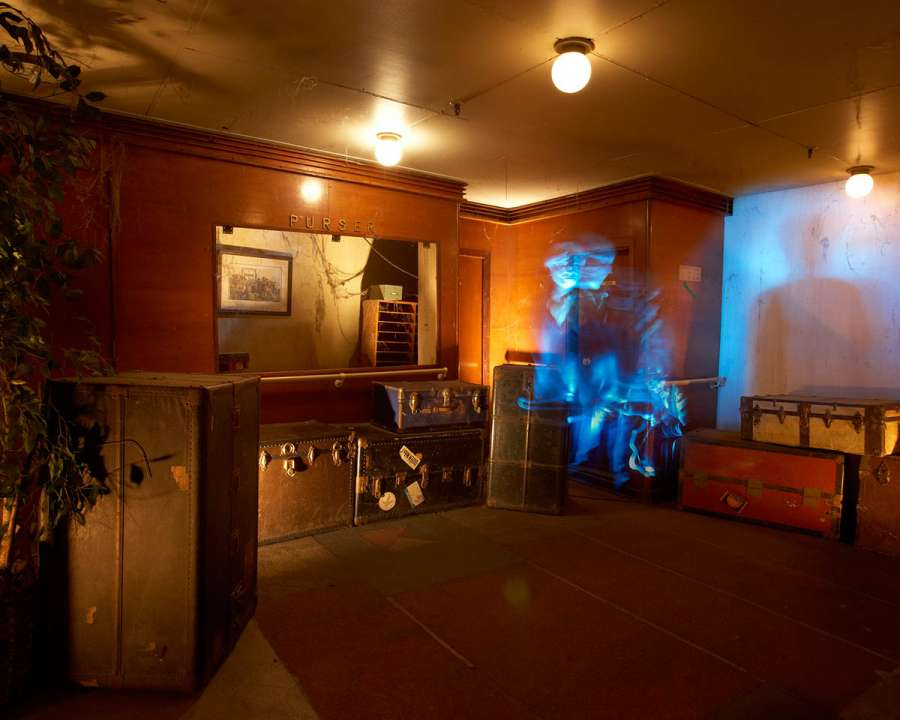 The Queen Mary ghosts