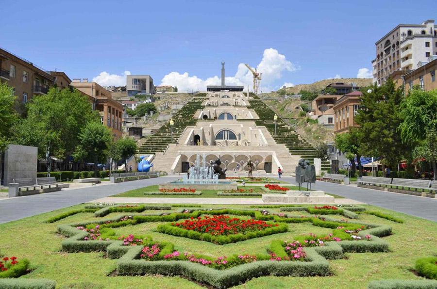 Вірменія, Єреван