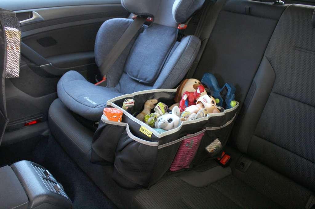 Органайзер в автомобіль