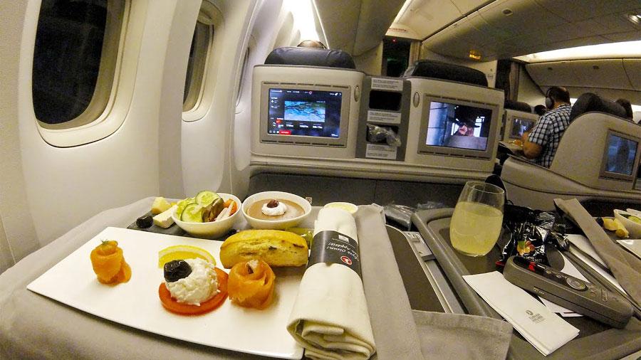 Бізнес-клас Turkish Airlines
