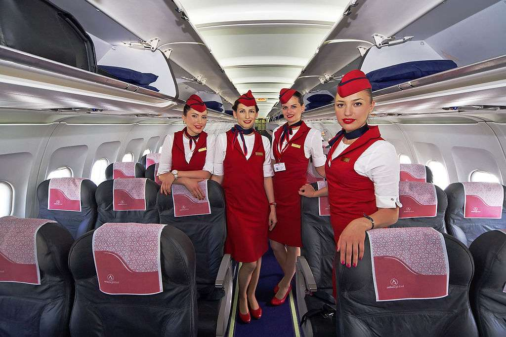 atlasglobal flight attendants