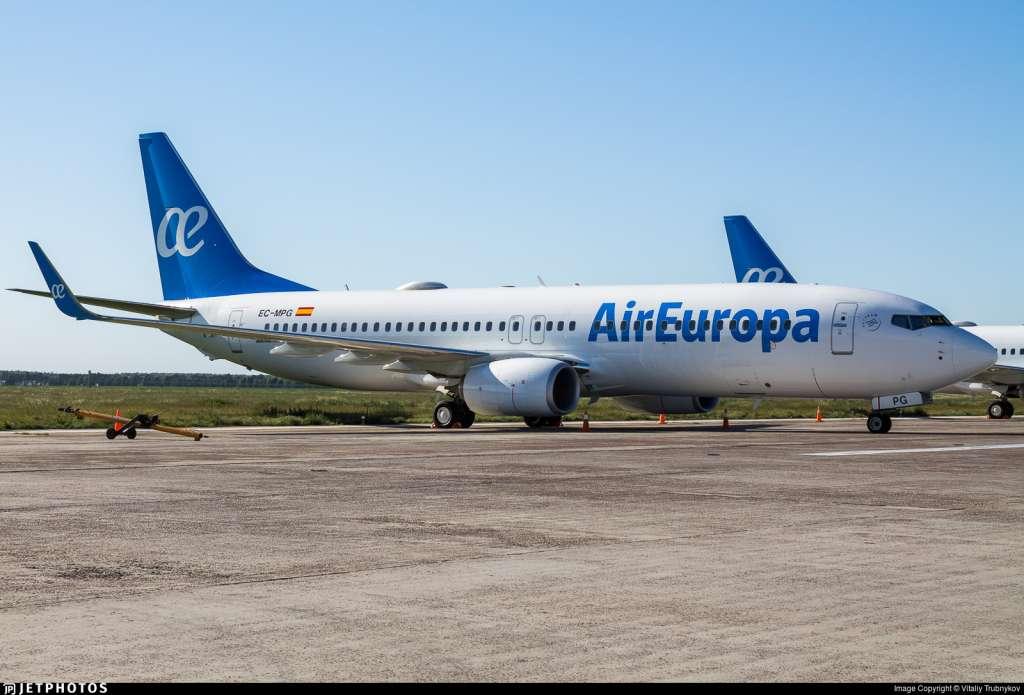 Boeing 737 Air Europa