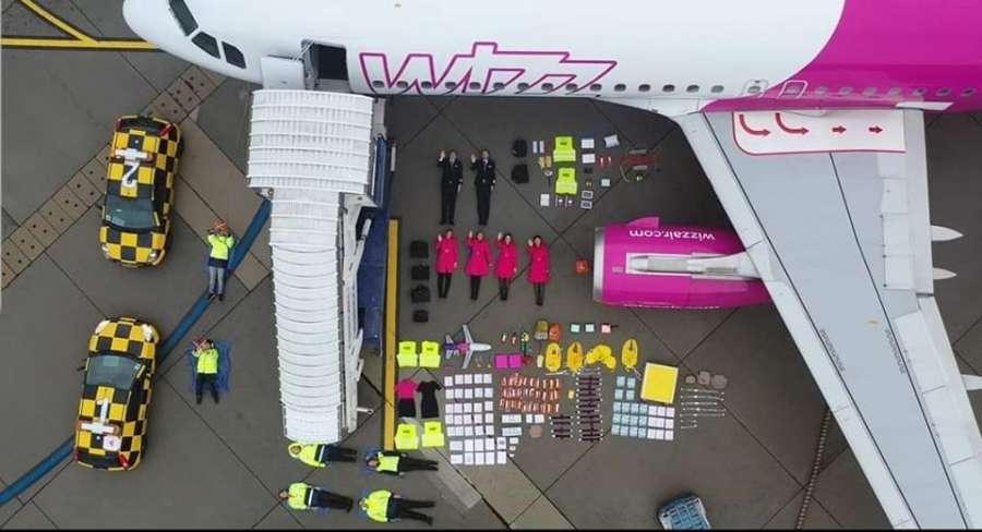 Wizz Air Tetris Challenge