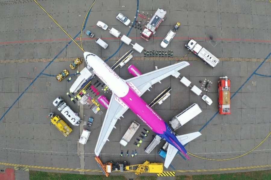 Tetris Challenge Wizz Air