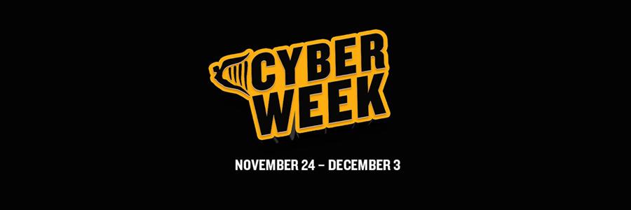 Cyber Week у Ryanair