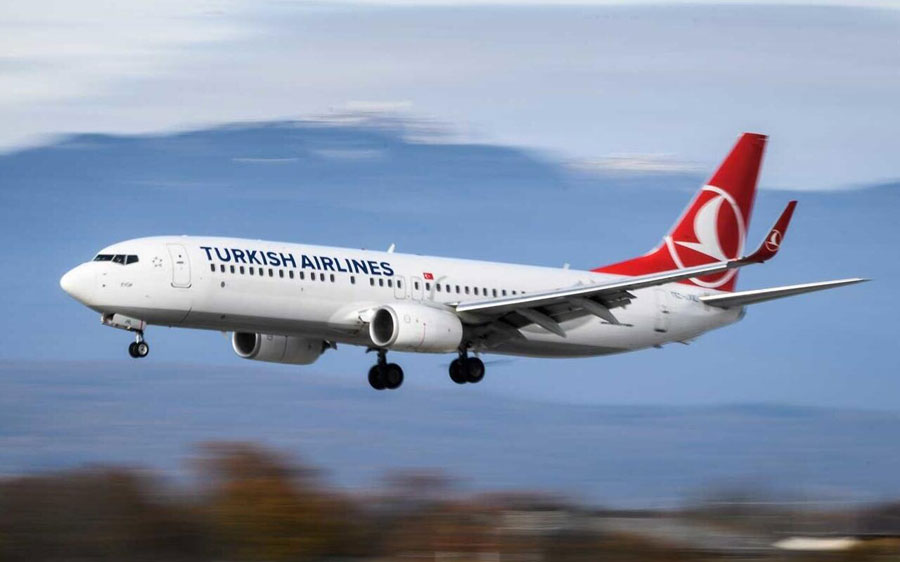 737-800 Turkish Airlines