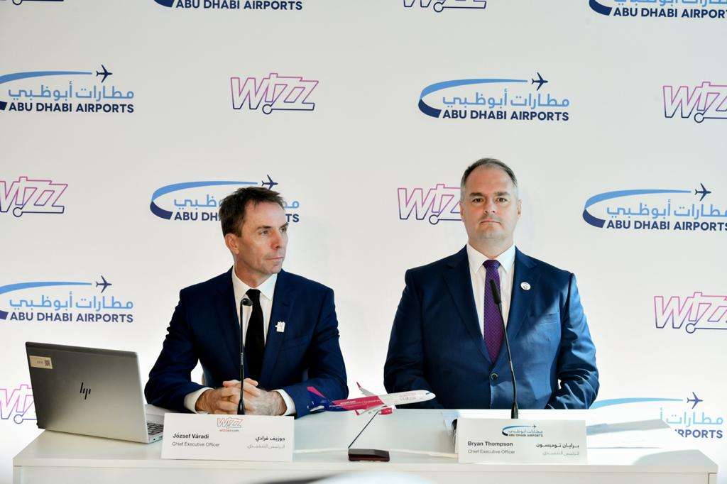 Wizz Air CEO Abu Dhabi