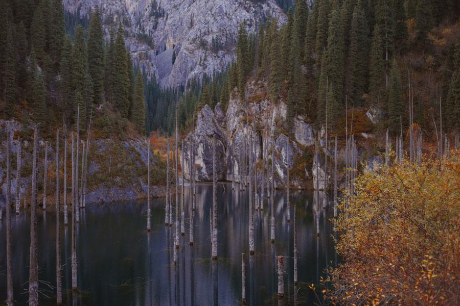 Озеро Каінди