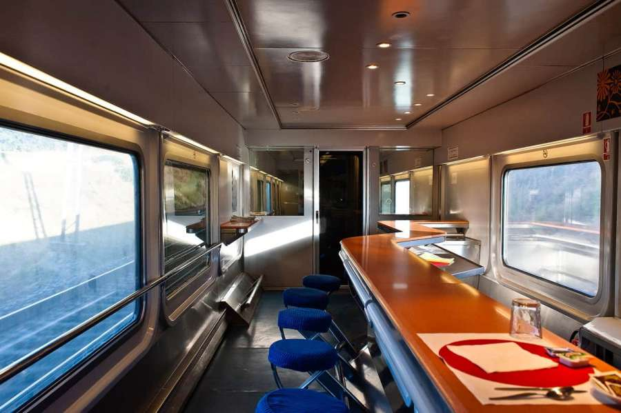 Train Madrid to Lisbon