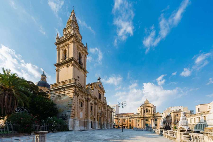 Ragusa-Scicli, Sicily