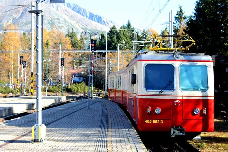 Tatra Electric railway