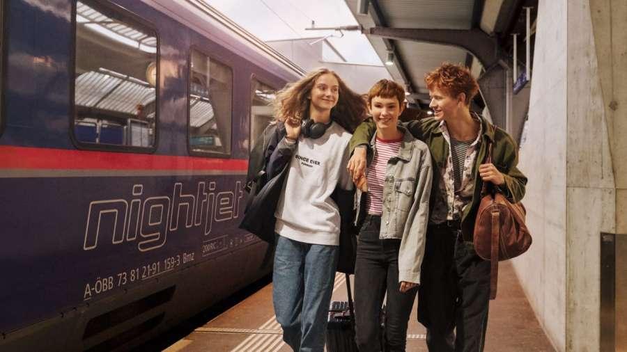 Train Zurich to Hamburg