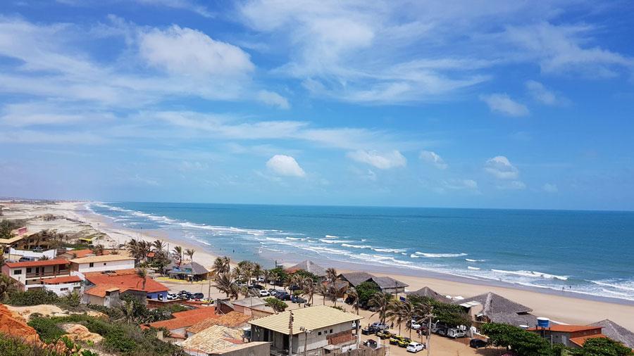 Пляжі в околицях Форталези