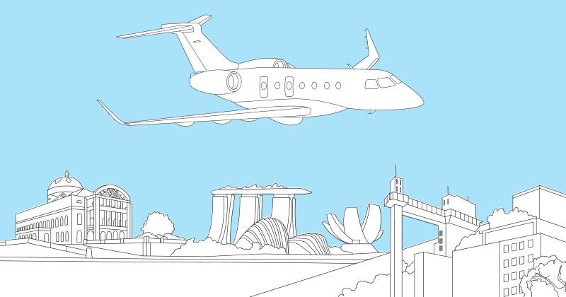 Розмальовка Embraer Erj