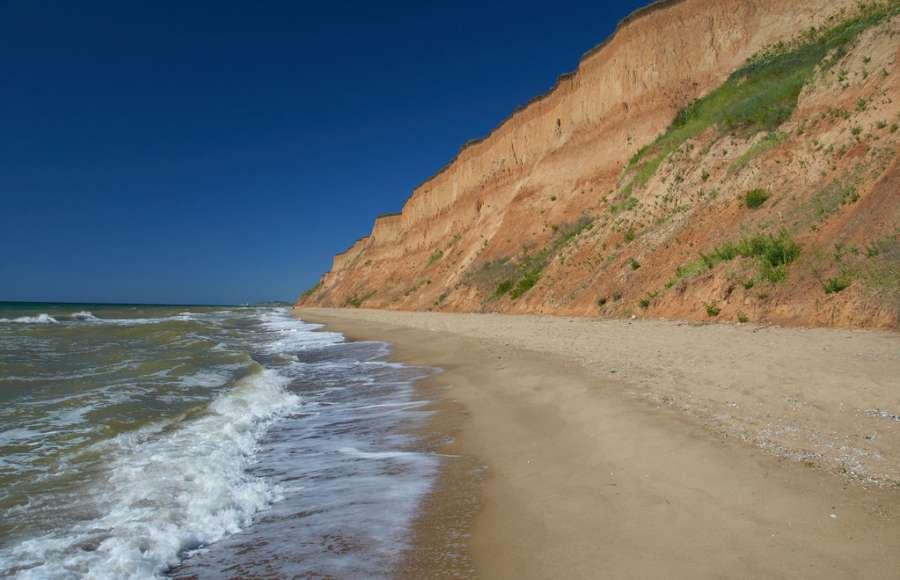 Пляж Санжейки