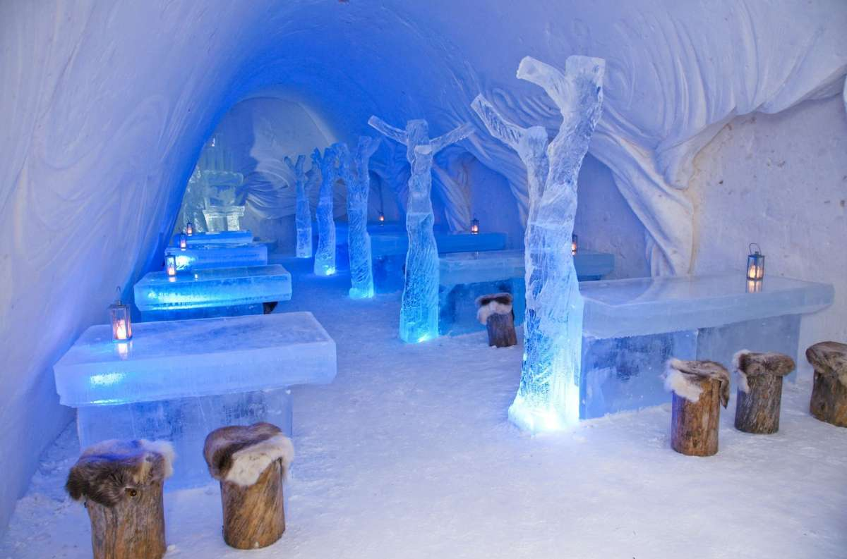 Snow Castle restaurant