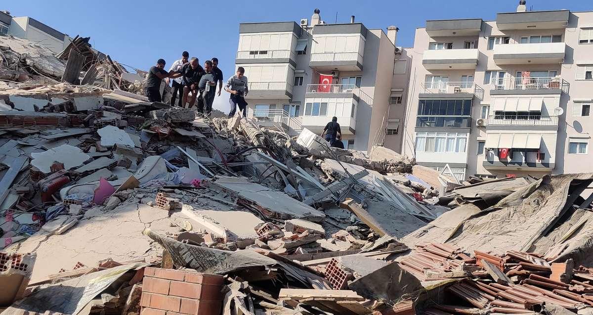 Earthquake In Aegean Sea