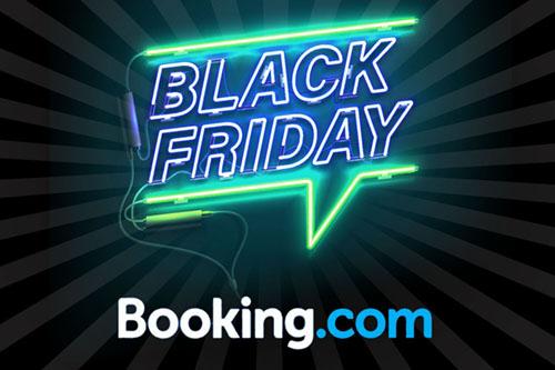 Розпродаж Booking.com