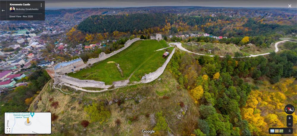 Кременецька фортеця