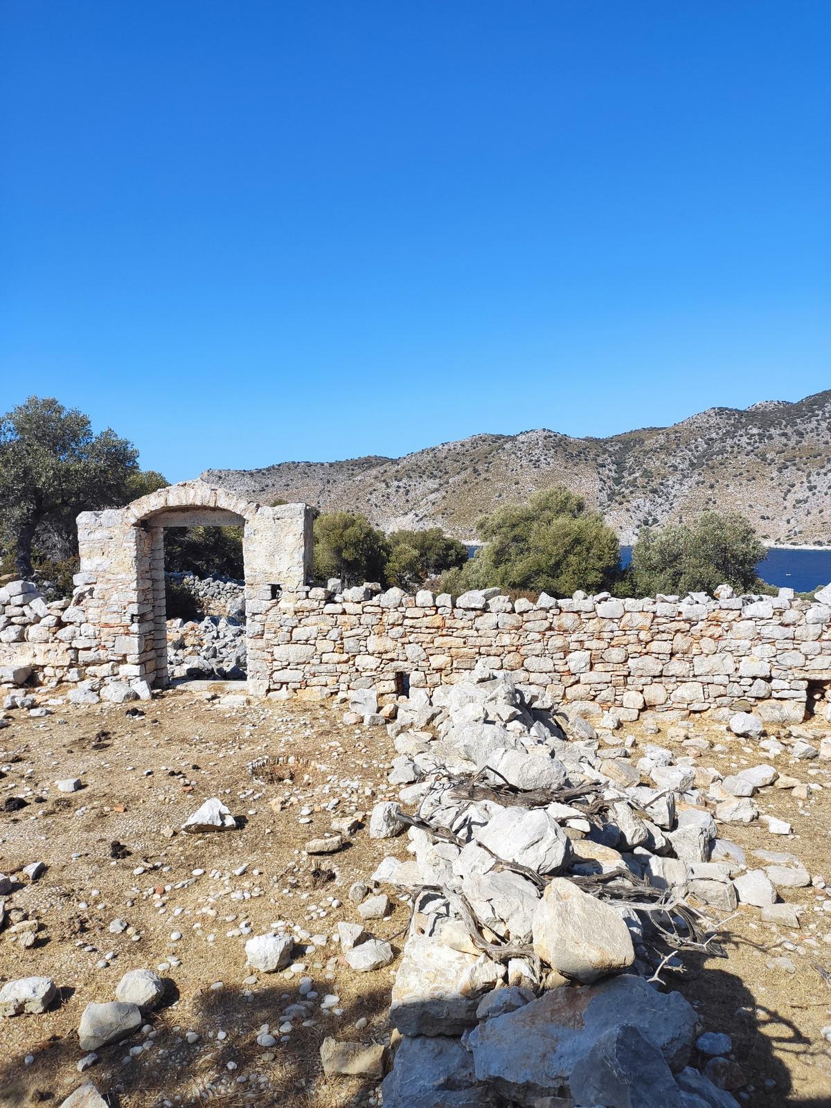 Стара візантійська церква
