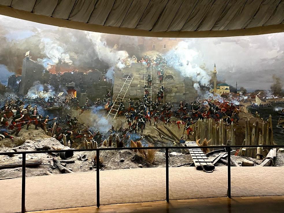 Взяття фортеці Ізмаїл